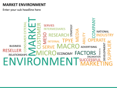 Market environment PPT slide 50
