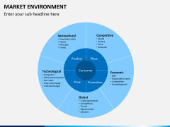 Market environment PPT slide 12