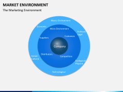 Market environment PPT slide 13