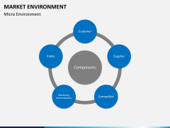 Market environment PPT slide 20
