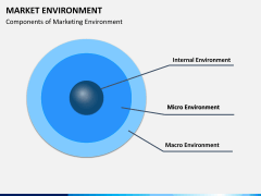 Market environment PPT slide 3