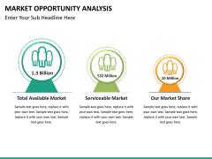 Market opportunity PPT slide 17