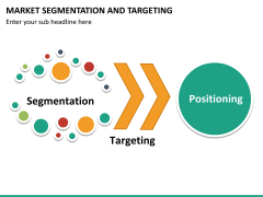 Market segmentation and targeting PPT slide 22