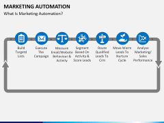 Marketing Automation PPT slide 1