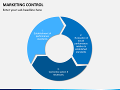 Marketing control PPT slide 6