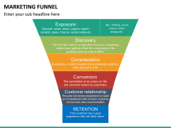 Marketing funnel PPT slide 36