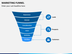 Marketing funnel PPT slide 13