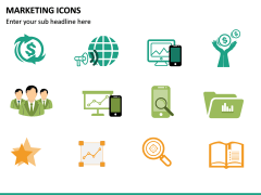 Marketing Icons PPT slide 11