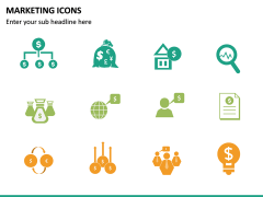 Marketing Icons PPT slide 20