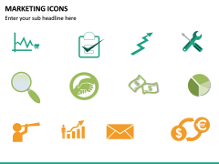 Marketing Icons PPT slide 14