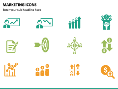 Marketing Icons PPT slide 15