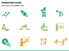 Marketing Icons PPT slide 16