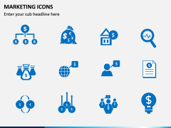 Marketing Icons PPT slide 10