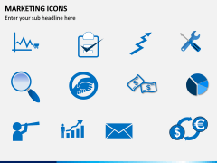 Marketing Icons PPT slide 4