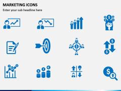 Marketing Icons PPT slide 5