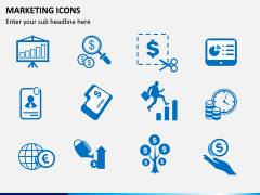 Marketing Icons PPT slide 8