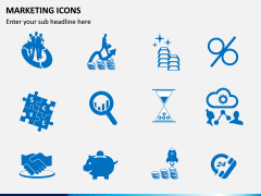 Marketing Icons PPT slide 9