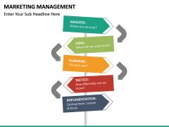 Marketing Management PPT slide 25