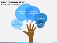 Marketing Management PPT slide 13