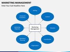 Marketing Management PPT slide 3