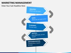 Marketing Management PPT slide 9