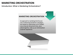 Marketing orchestration PPT slide 13