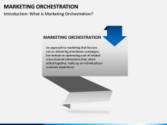 Marketing orchestration PPT slide 2