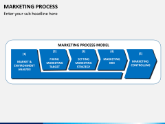Marketing process PPT slide 5