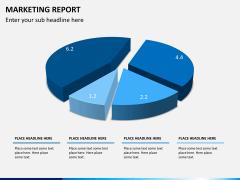 Marketing report PPT slide 12