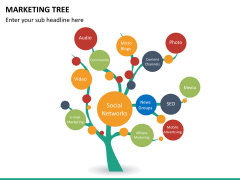 Marketing tree PPT slide 8