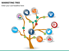 Marketing tree PPT slide 10