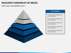 Maslow hierarchy of needs PPT slide 5