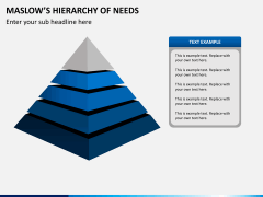 Maslow hierarchy of needs PPT slide 6