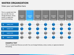 Org chart bundle PPT slide 35