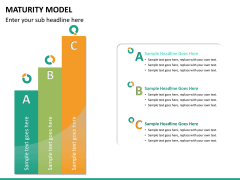 Maturity model PPT slide 17