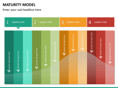 Maturity model PPT slide 19