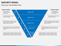 Maturity model PPT slide 4