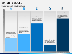 Maturity model PPT slide 6