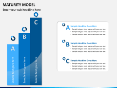 Maturity model PPT slide 7