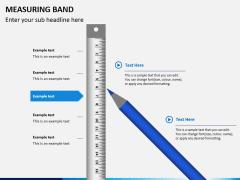 Measuring band PPT slide 2