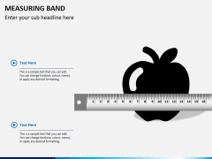 Measuring band PPT slide 3