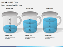 Measuring cup PPT slide 6