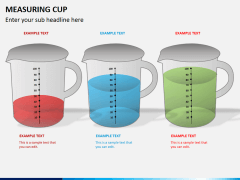 Measuring cup PPT slide 7