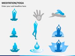 Meditation/yoga PPT slide 3