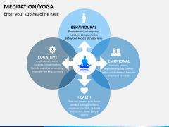 Meditation/yoga PPT slide 5