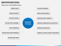 Meditation/yoga PPT slide 7