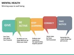 Mental Health PPT slide 23