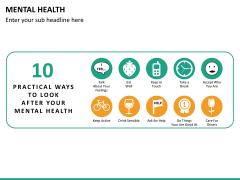 Mental Health PPT slide 17