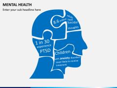 Mental Health PPT slide 1