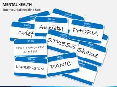 Mental Health PPT slide 3